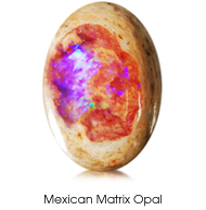 Mexican Matrix Opal